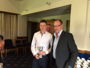 Jez Gee 1st Team Players Player of the Year